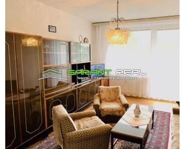 GARANT REAL - predaj 2-izbový byt 60 m2 s loggiou 3 m2, Prešov, Sídlisko III, Mukačevská ul.