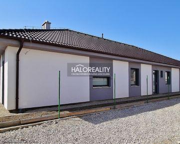 HALO REALITY - Predaj, rodinný dom Miloslavov - NOVOSTAVBA