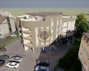 Exkluzívne byty v meste Čadca REZIDENCIA CENTRUM