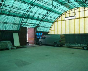 Skladová hala 200 m2, Žilina