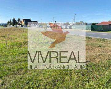 VIV Real predaj pozemku v obci Trebatice