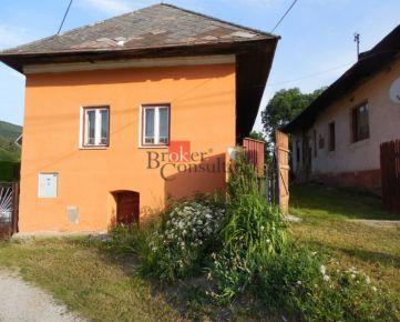 Znížená cena ! Rodinný dom Vlachovo na predaj,  Slovenský raj