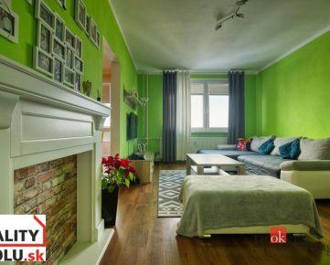 Na predaj 4 izbový byt, Nitra, rezervované