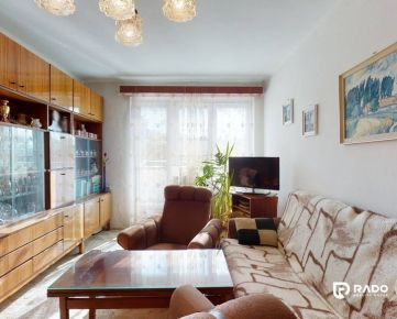 IBA U NÁS! 3-izbový byt v TOP lokalite, ul. 28. októbra