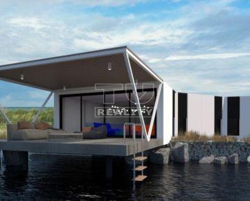 Prímorský modulový dom, 98 m2. CENA: 96 040,00 EUR