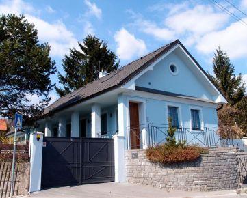 BA IV. Dúbravka- Zariadený rodinný  dom pod lesom na Jadranskej ulici