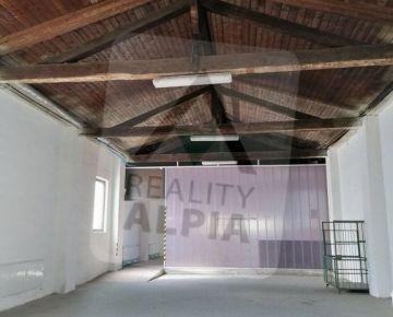 Podnikateľský objekt /260 m2/ na prenájom - Žilina