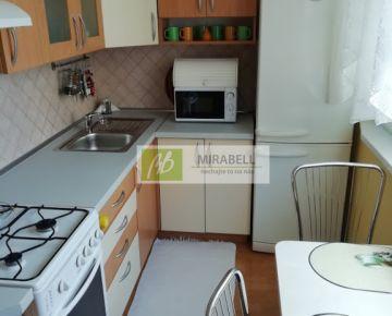 1 izbový byt po rekonštrukcii, Slatinská ulica - Vrakuňa, 36 m2