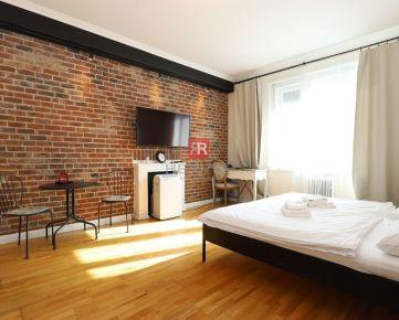 HERRYS - Na prenájom 1 izbový zariadený byt priamo na pešej zóne v Starom Meste