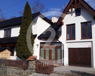 ZNÍŽENÁ CENA -  Rodinný dom, Trstené pri Hornáde s veľkým pozemkom