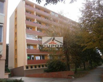 DUPOS - Upustené - Dražba jednoizbového bytu - Myjava - 1. kolo