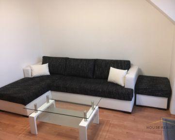 Prenájom krásny 1 izbový byt v NOVOSTAVBE, Gercenova ulica, Bratislava V Petržalka