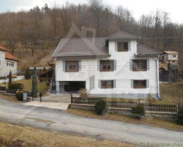 Pekný dom v horskej dedine Utekáč
