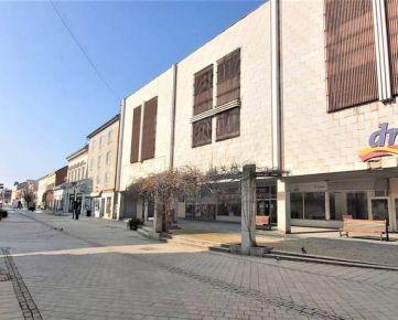 Direct Real - Prenájom obchodných priestorov s výkladom v centre mesta