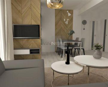 B12 - Moderné veľkometrážne mezonetové byty, 132 m2