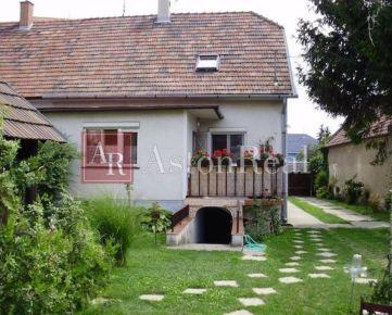 RD 6 izbový s veľkým pozemkom 1070 m2, Bratislava II, Vrakunská ul.