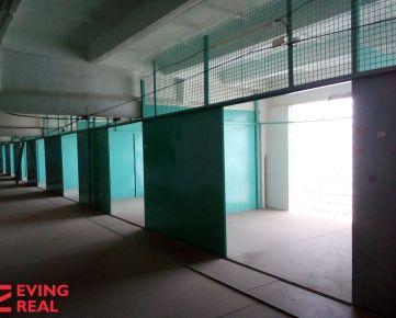 Sklad 18 m2 v stráženom areáli Stará Vajnorská