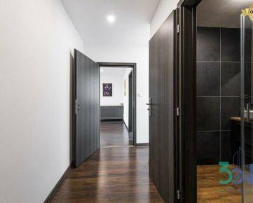 3 - izbový zariadený byt - Sídlisko II - nájom