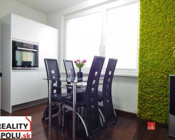 Exkluzívny 3 izbový byt vo vyhľadávanej lokalite v Nitre