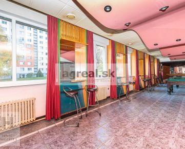 Nebytový priestor na e-shop, sklad, showroom s bistrom, 208 m2, polyfunkčná budova Pribišova