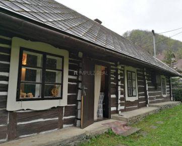 003-49 Chalupa v obci Hačava