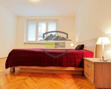 NA PRENÁJOM Priestranný 3 izbovy byt Žilina  - centrum mesta , FOR RENT