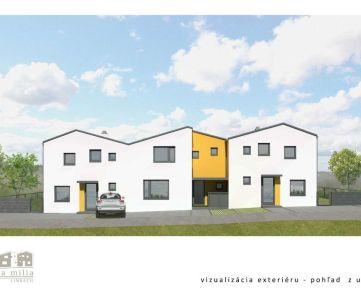Nový 5-izbový Rodinný dom v projekte Villa Milia