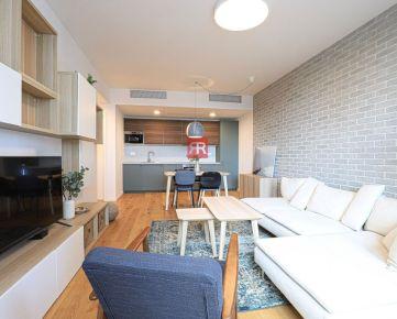 HERRYS - Na prenájom krásny 2 izbový byt v novostavbe SKY PARK s garážovým státím
