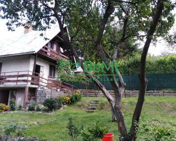 PREDANÉ-Na predaj rekreačná chata Kavečany/Humniská (028-13-PEV)