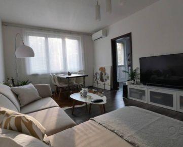Klimatizovaný, slnečný 2i byt, po 5 ročnej rekonštrukcii, Kyjevská ul.