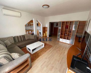 ALLE, s.r.o: Mimoriadny 3-izbový byt v Petržalke s výhľadom na hrad