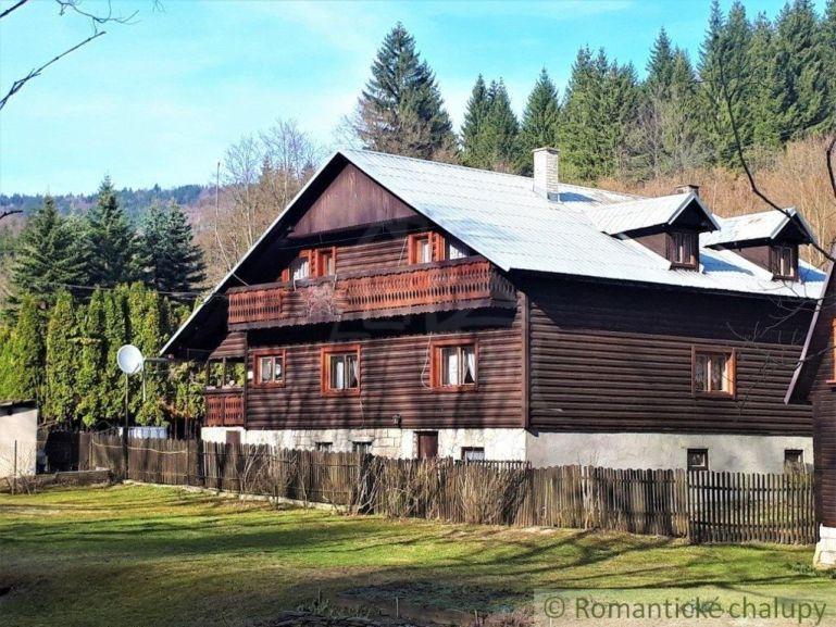 Chalupa, rekreačný domček 164m2, čiastočná rekonštrukcia