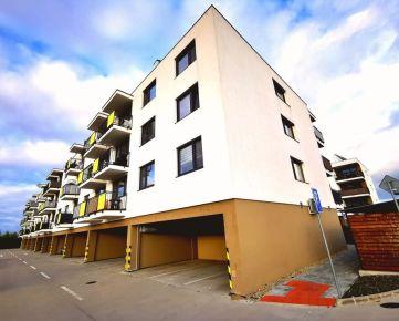 PREDAJ moderného 2 izbového bytu v  novostavbe polyfunkčného obytného domu v Stupave