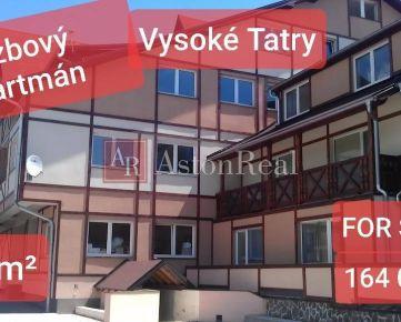 Luxusný apartmán Vysoké Tatry - Dolný Smokovec, 115 m2