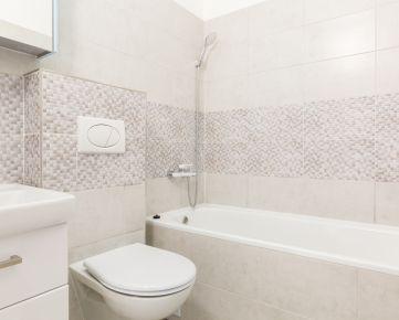 2 garsonka na Gessayovej 2x loggia,krásny výhľad,novo zrekonštruovaný byt, absolútna novinka na trhu