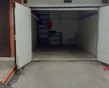 Na predaj garáž na Prachatickej ulici vo Zvolene, sídlisko: Zlatý potok