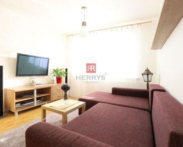 HERRYS - Na prenájom príjemný 3izbový byt s krásnym výhľadom na Kramároch