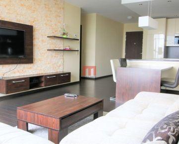 Na prenájom nadštandardný 3 izbový byt v bytovom komplexe TRI VEŽE