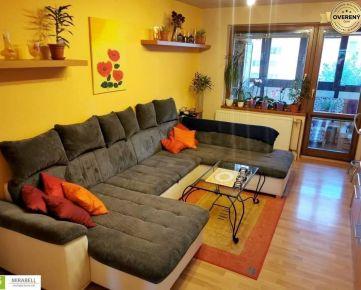 EXKLUZÍVNE: 4 izbový byt s loggiou, Podunajské Biskupice - Bodrocká ul