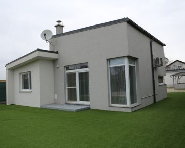 Predaj novostavby, 4 izbový bungalov, Podunajské Biskupice