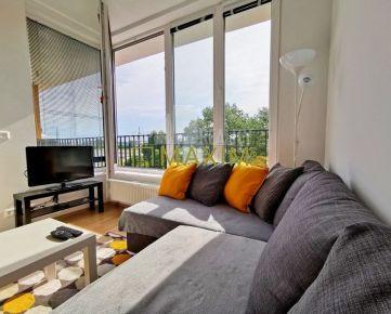 2- izbový byt v novostavbe na Bajkálskej  ulici