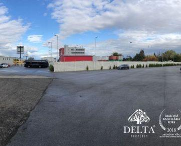 DELTA | Administratívny - skladový areál, Bratislava - Ružinov