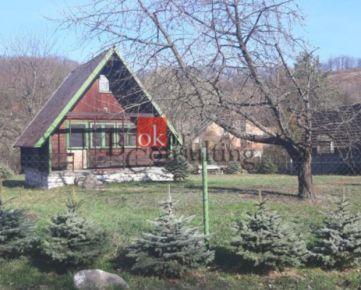 Stavebný pozemok so záhradnou chatou, Vyšná Kamenica