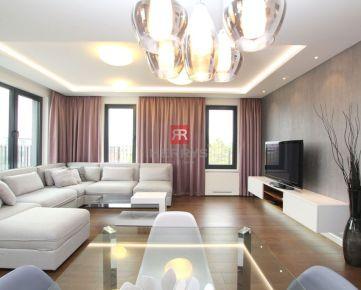 HERRYS - Na prenájom Krásny a priestranný 4 izbový byt v novostavbe s vonkajším vyhradeným státím