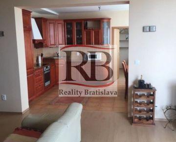 Na prenájom 3 izbový byt v novostavbe Gloria v Ružinove, Záhradnícka ulica
