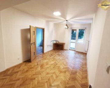 Na prenájom 4 izbový byt po kompletnej rekonštrukcii, Vodárenská