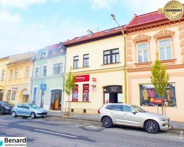 VEĽKÝ 1-IZBOVÝ BYT, 60 m2, UŽŠIE CENTRUM, PREŠOV.