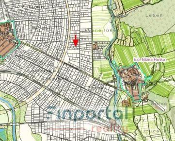 Pozemok 1172 m2, Košice Krásna - orná pôda