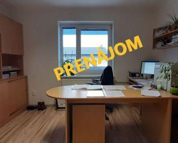 Prenájom - administratívne priestory, kancelárie + sklady  - Zvolen