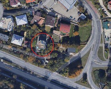 Presťahujte firmu do vlastnej budovy ! Administratívna budova, Jaskový rad, Bratislava.